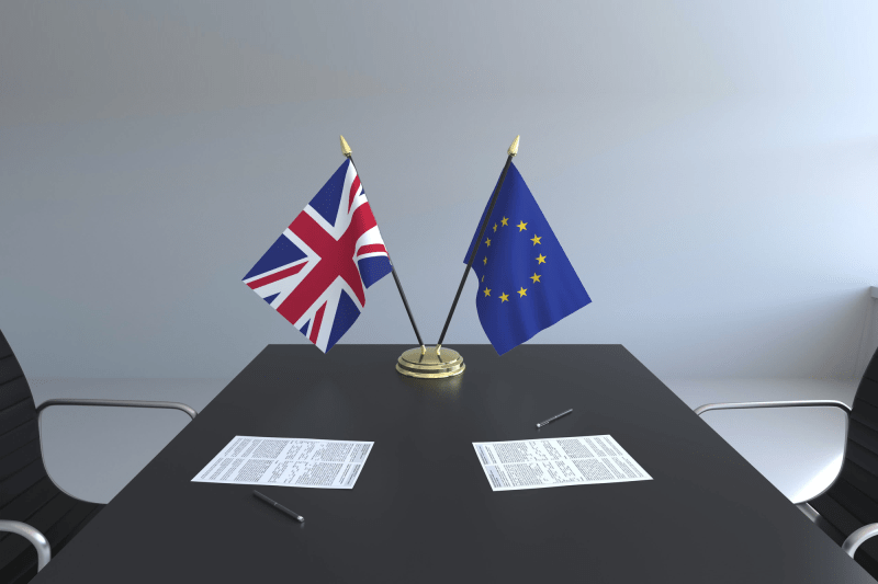 Brexit Negotiations - ParcelPlanet