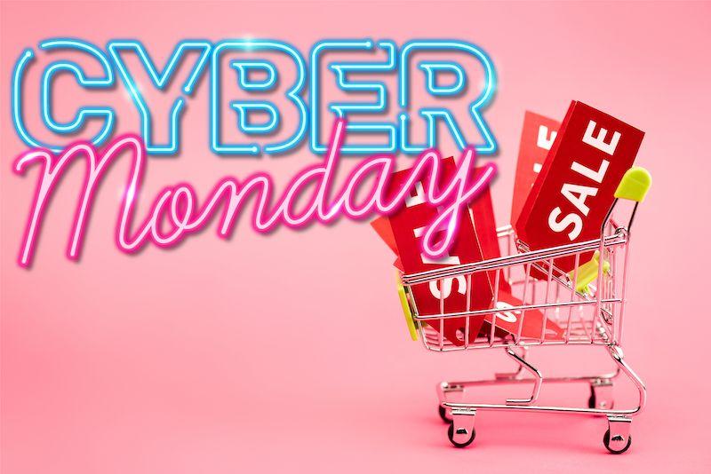 Cyber Monday Sales – ParcelPlanet