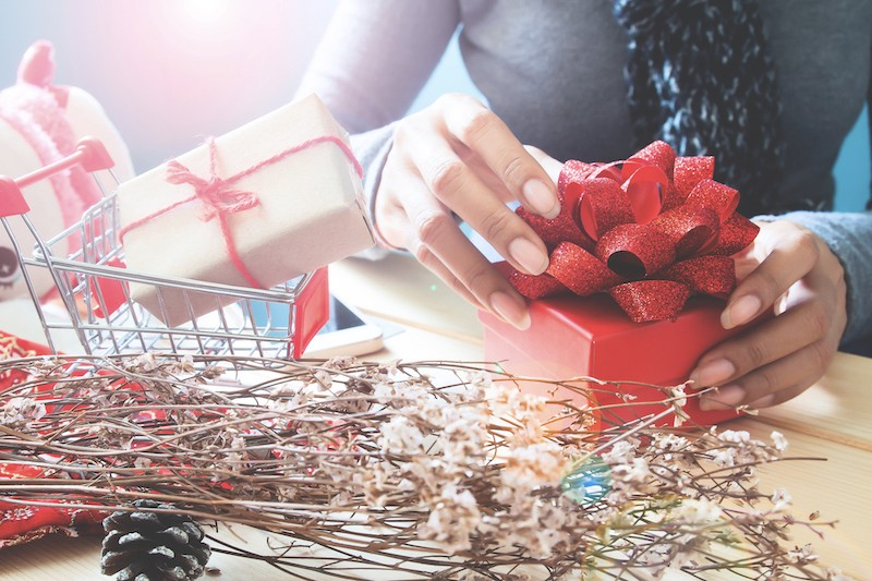Ecommerce Gift Wrapping - ParcelPlanet