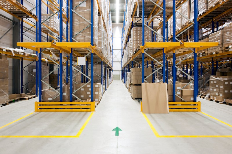 Warehouse Shortages Due To Brexit Stockpiling Worsen in 2021 - ParcelPlanet 2